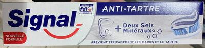 Anti-Tartre + deux sels minéraux - Product - fr