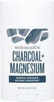 Schmidts Déodorant stick Charbon et Magnésium 75g - Produit - fr