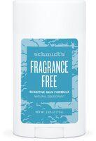 Schmidts Déodorant Stick Peau Sensible Sans Parfum - Product - fr