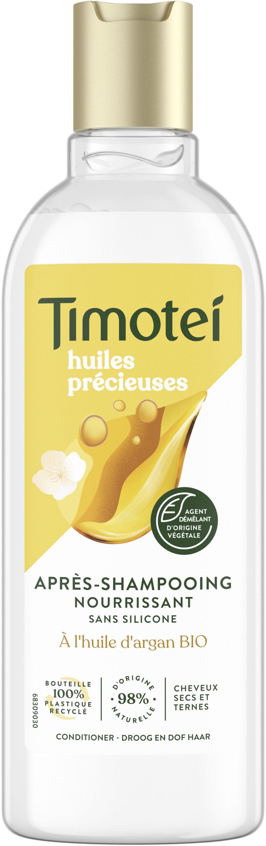 Timotei Après-Shampooing Femme Huiles Précieuses Nourrissant - Produit - fr