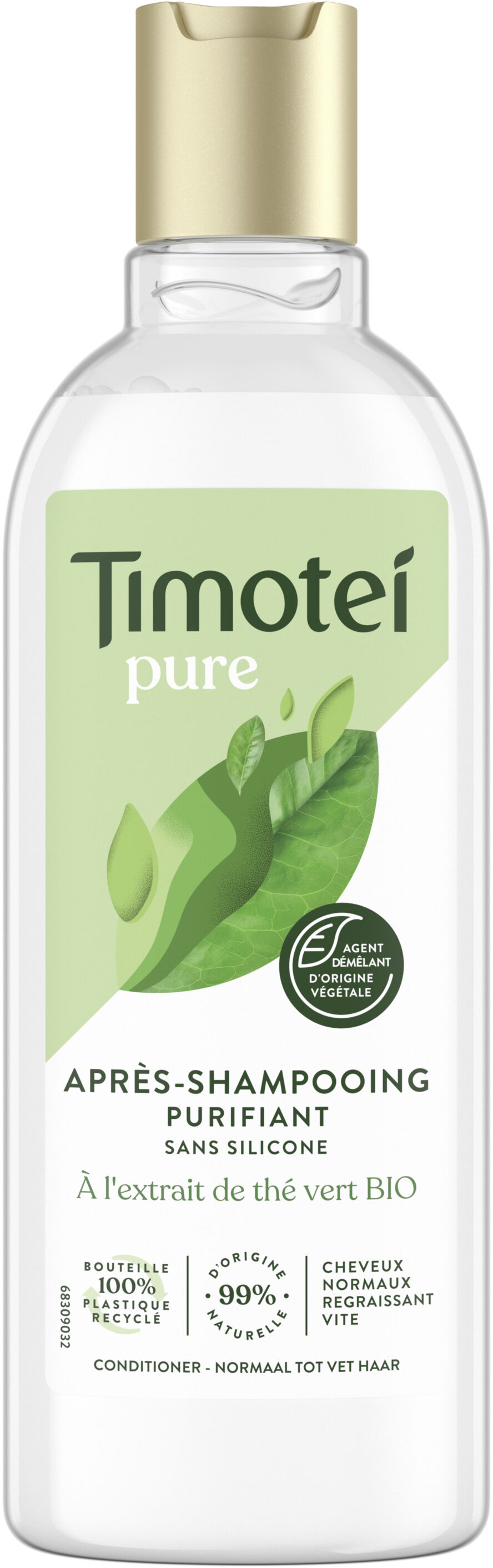 Timotei Après-Shampooing Femme Pure - Product - fr