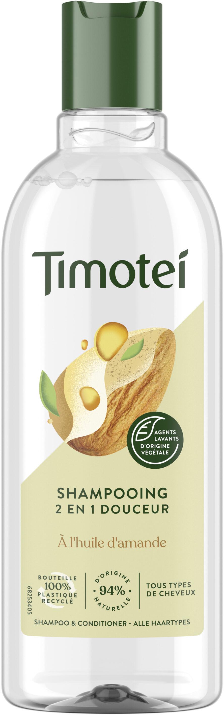 Timotei Shampooing Femme 2 en 1 Douceur - Product - fr
