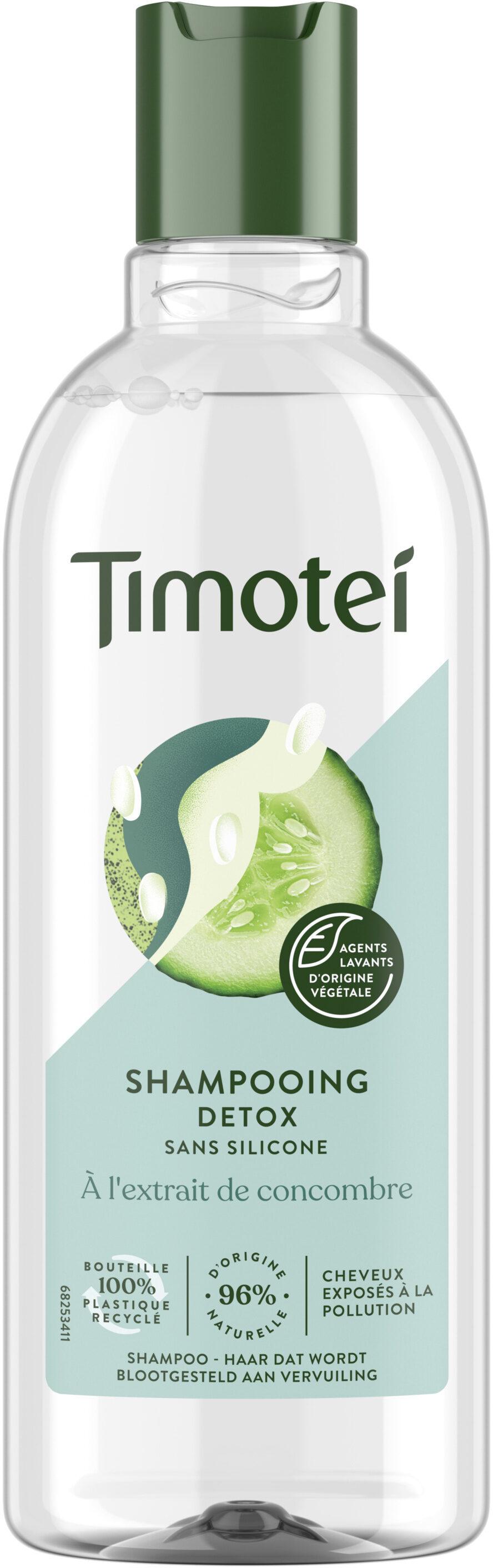 Timotei Shampooing Femme Detox - Produit - fr