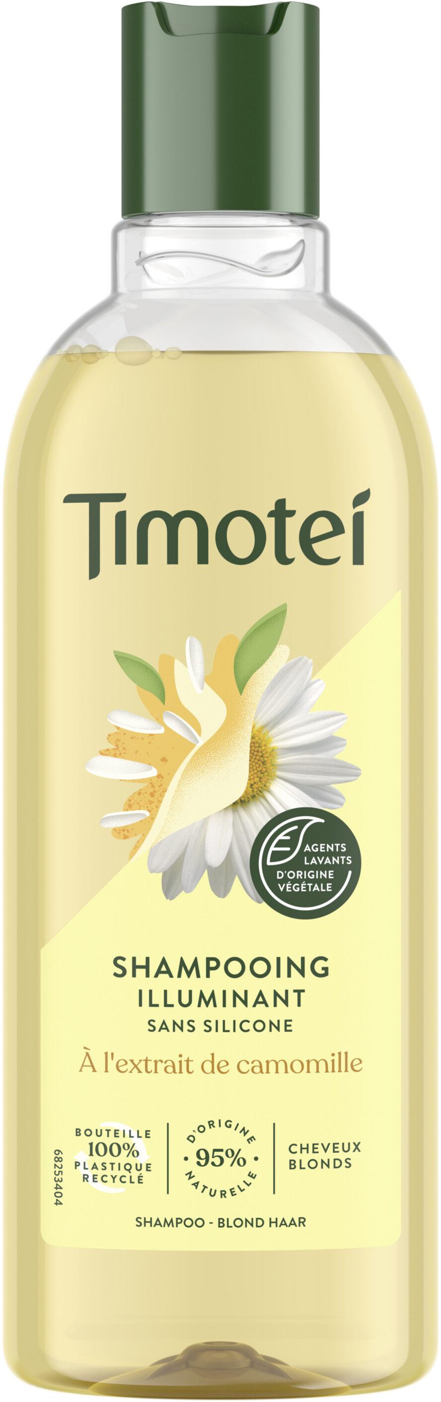 Timotei Shampooing Femme Illuminant - Produit - fr