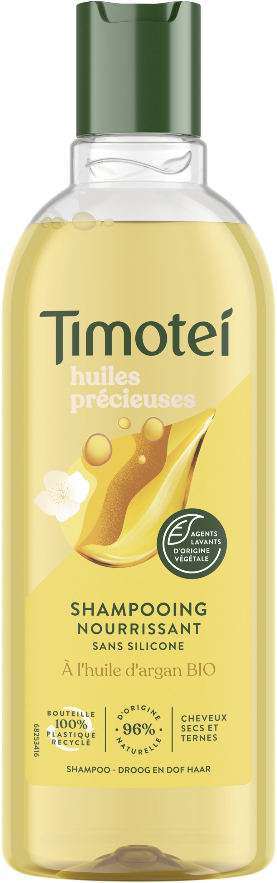 Timotei Shampooing Femme Huiles Précieuses Nourrissant - Product - fr