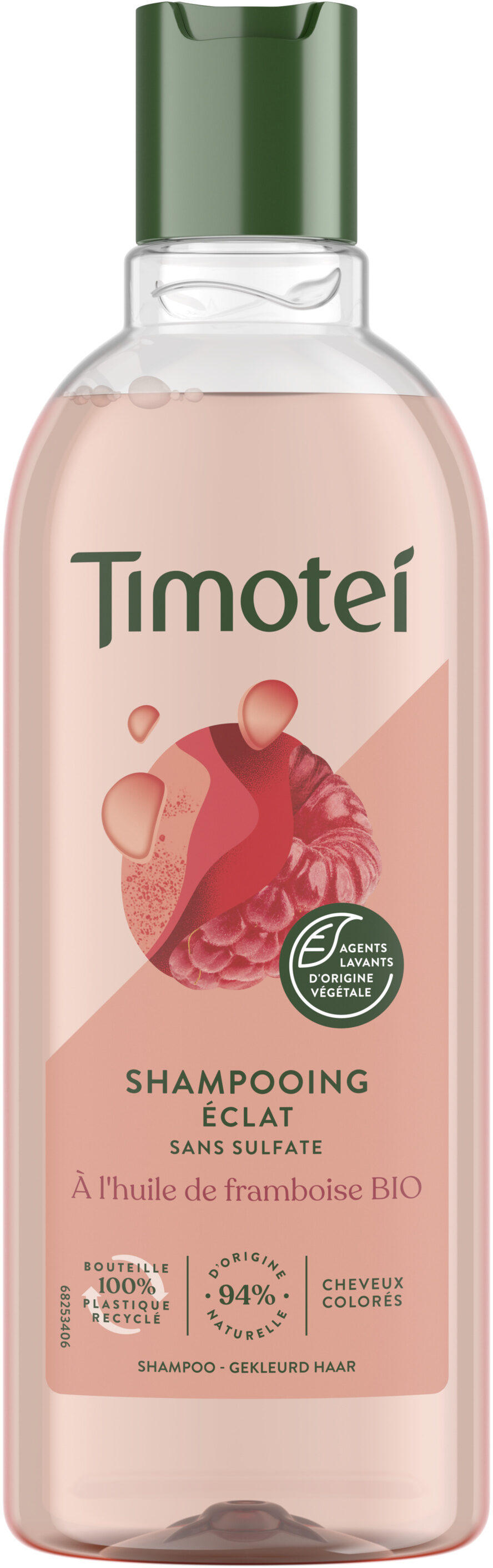 Timotei Shampooing Femme Éclat - Product - fr
