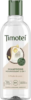 Timotei Shampooing Femme 2 en 1 Nourrissant - Produit - fr