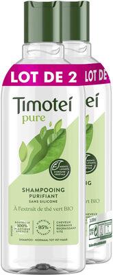 Timotei Shampooing Femme Thé vert bio - Product - fr