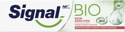 Signal Dentifrice Bio Soin Gencives - Product - fr