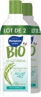 Monsavon Gel Douche Bio Au Lait de Riz Lot 2x300ml - Product - fr