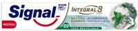 Signal Integral 8 Dentifrice Nature Elements Fraîcheur & Détox - Produit - fr