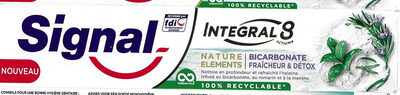 Integral 8 Nature Elements Bicarbonate Fraicheur & Détox - Product - fr