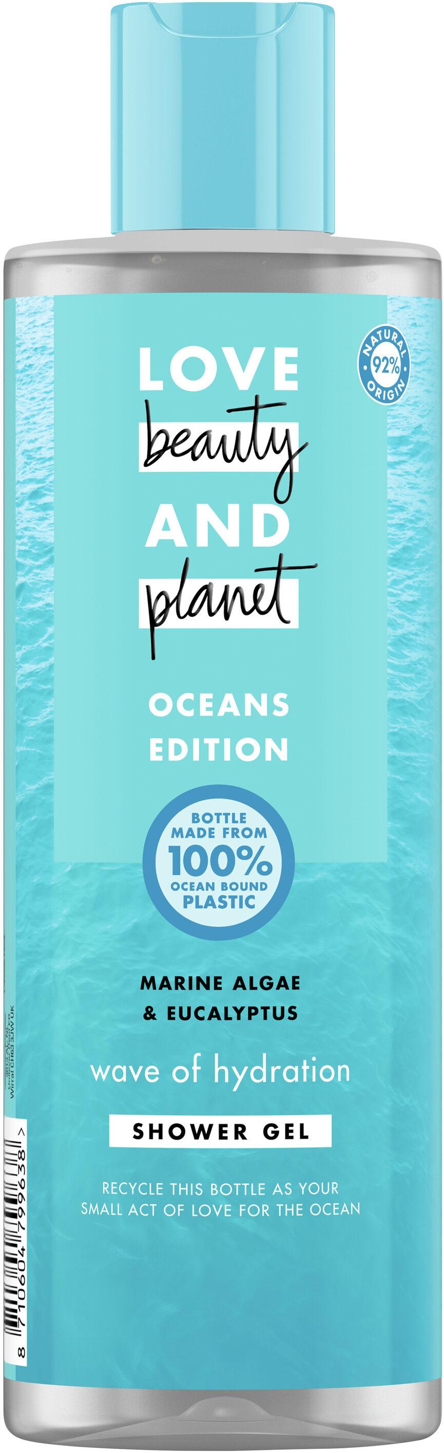 Love Beauty And Planet Gel Douche Femme Vague d'Hydratation - Product - fr
