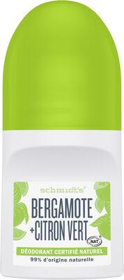 Schmidt's Déodorant Bille Bergamote + Citron Vert - Product - fr