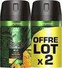 AXE Déodorant Homme Bois de Cèdre Lot 2x100ml - Product