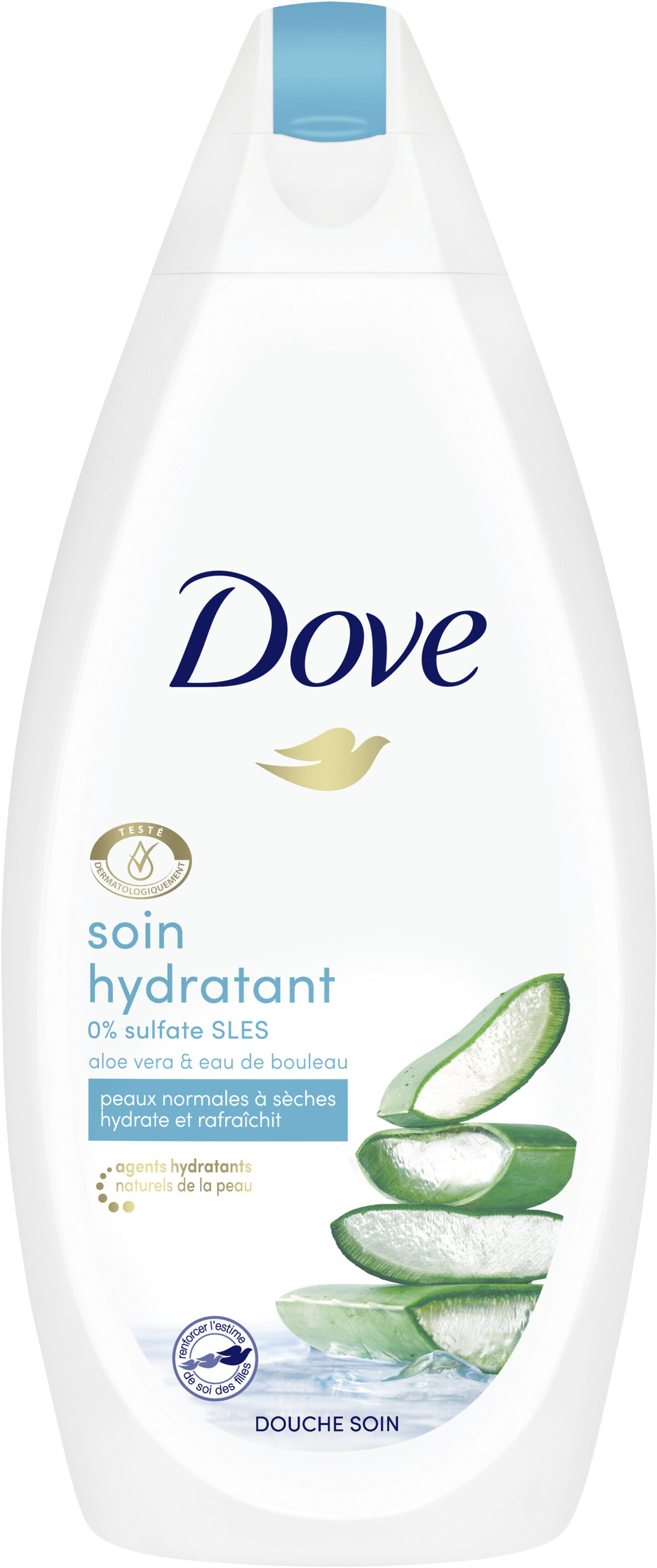 Dove Gel Douche Soin Hydratant - Product - fr