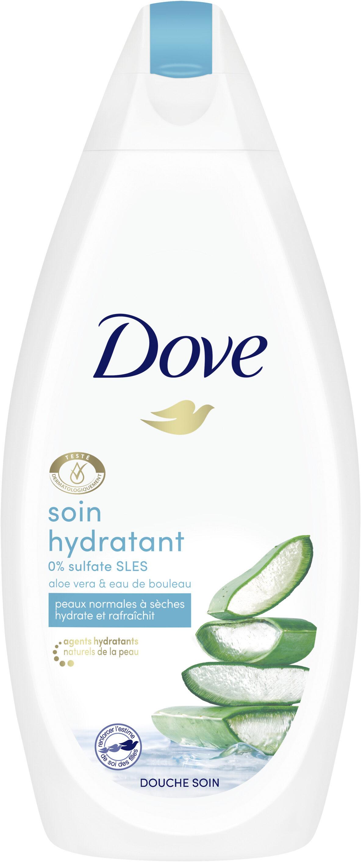 Dove Gel Douche Soin Hydratant - Produit - fr