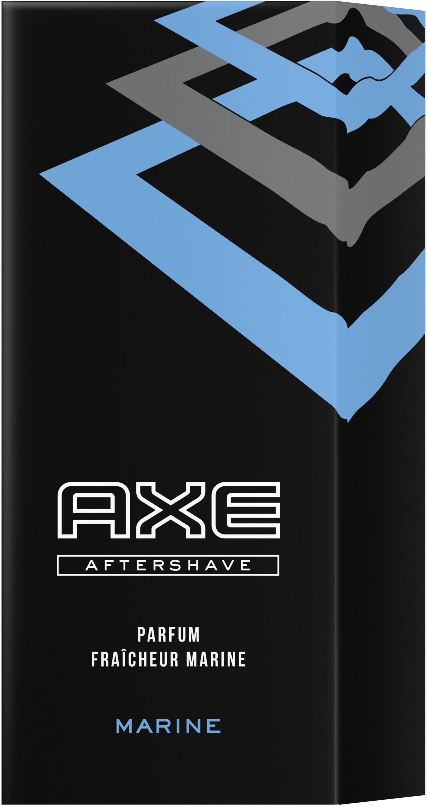 AXE Aftershave Fraîcheur Marine - Product - fr