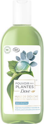 Dove Huile de Douche Pouvoir des Plantes Eucalyptus - Product