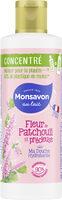Monsavon Gel Douche Concentré Femme Fleur de Patchouli - Product - fr
