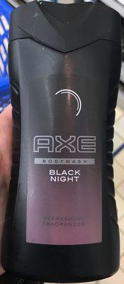 Bodywash Black Night - Product
