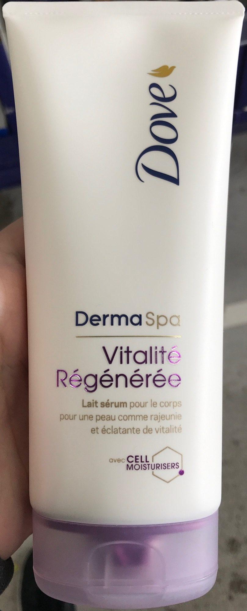 Derma Spa Vitalité regénérée - Product - fr