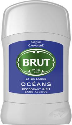 Brut Déodorant Homme Stick Antibactérien Ocean - Product - fr