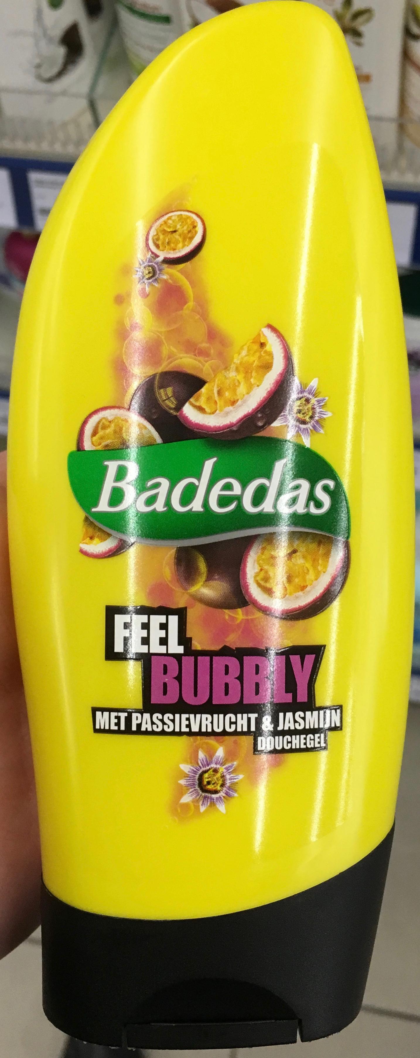 Feel Bubbly met Passievrucht & Jasmijn Douchegel - Produit