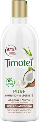 Timotei Après Shampoing Cheveux Normaux - Product - fr