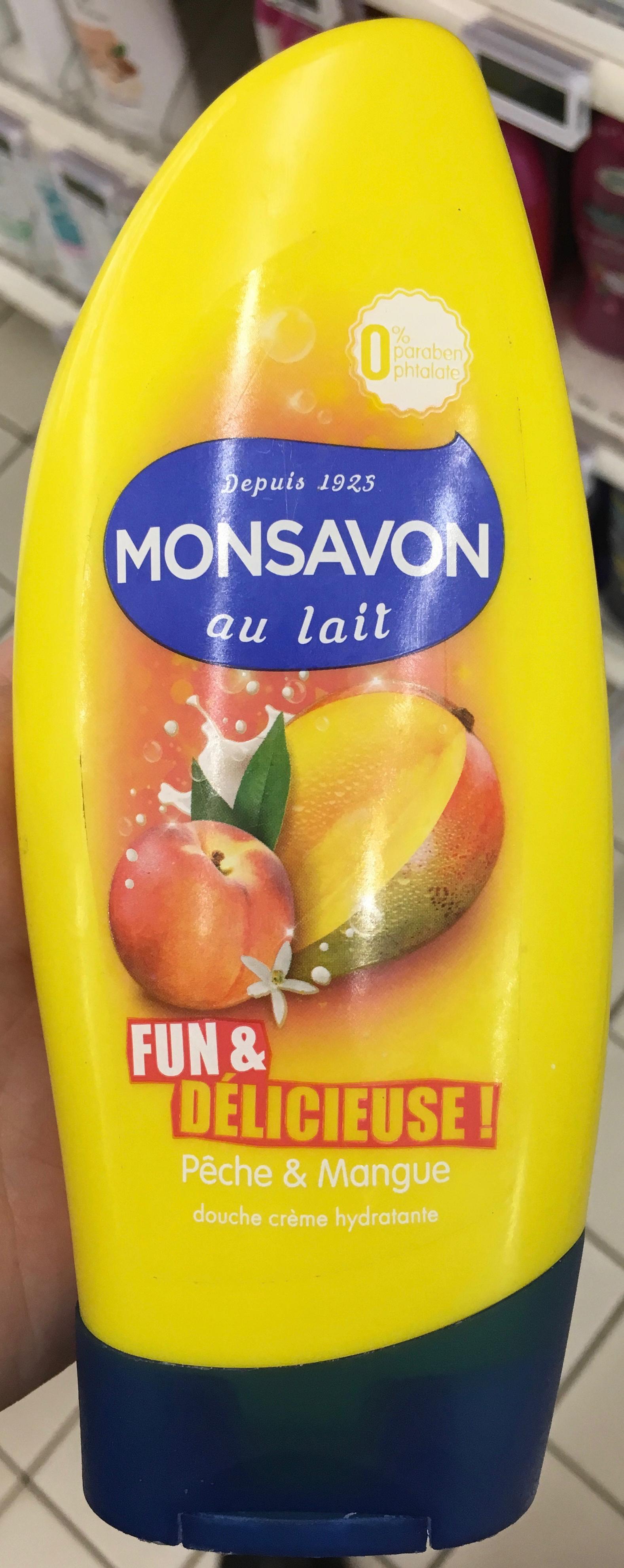 Fun & Délicieuse ! Pêche & Mangue - Product - fr