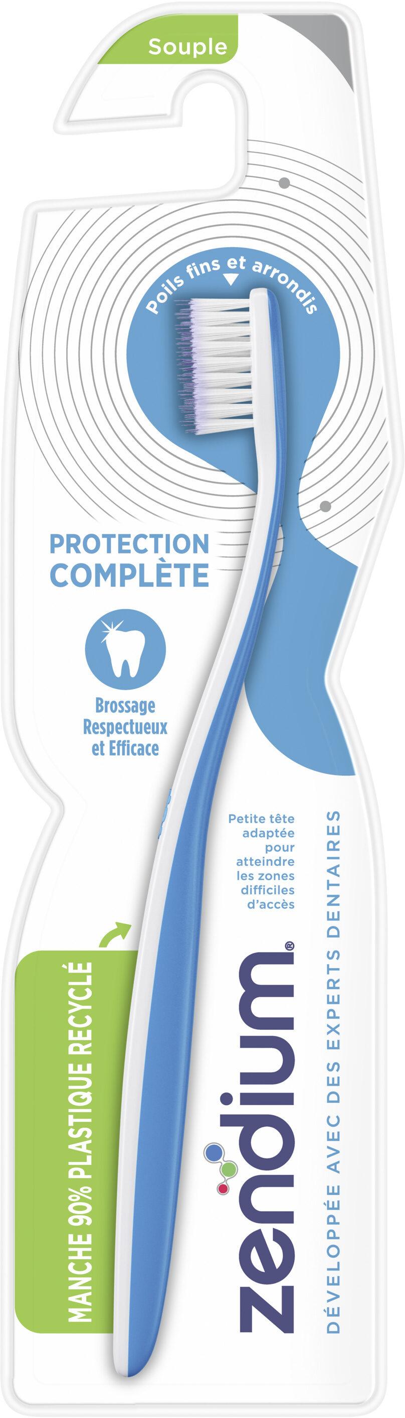Zendium Brosse à Dents Protection Complète Souple x1 - Product - fr