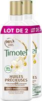 Timotei Après Shampoing Femme enrichie aux Huiles d'Argan Bio et d'Amande et Fleur de Jasmin Lot 2x300ML - Product - fr