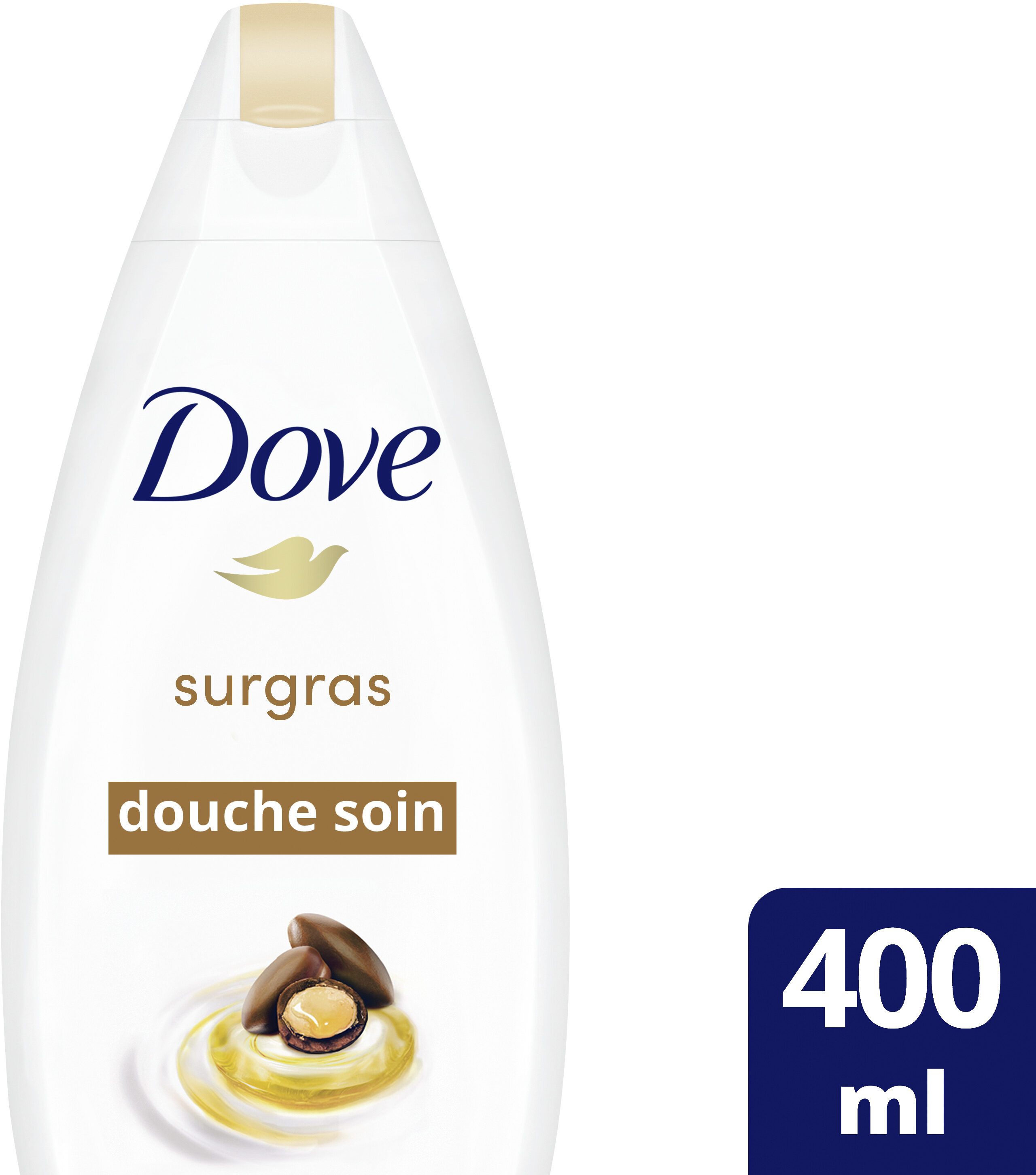 Dove Gel Douche Surgras à l'Huile d'Argan - Product - fr