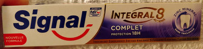 Dentifrice intégral complet - Produit