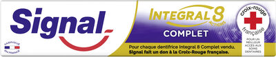 Signal Dentifrice Integral 8 Complet - Product - fr