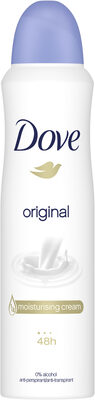 Dove Déodorant Orignal 48h Spray - Product - fr
