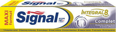 Signal Integral 8 Dentifrice Complet - Product - fr