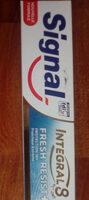 Signal Dentifrice Antibactérien Fresh Resist Plus 18H Protection - Produit - fr