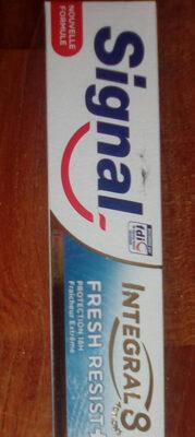 Signal Dentifrice Antibactérien Fresh Resist Plus 18H Protection - Product