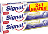 Signal Intégral 8 Dentifrice Complet Tube Lot de 2+1 offert x 75ml - Product