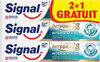 Signal Integral 8 Dentifrice Interdentaire 75ml Lot de 3(2+1 Offert) - Продукт