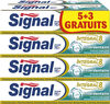 Signal Dentifrice Interdentaire 75ml Lot de 8(5+3 Gratuits) - Product