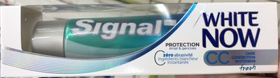 Signal White Now - Protection CC Fresh - Product