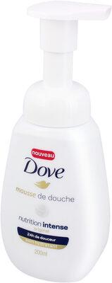 Dove Gel Douche Mousse Soin Hydratant - Product - fr