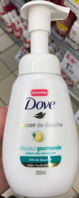 Mousse de douche Douceur Gourmande - Product - fr