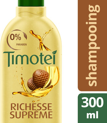 Timotei Shampoing Richesse Suprême - Product - fr