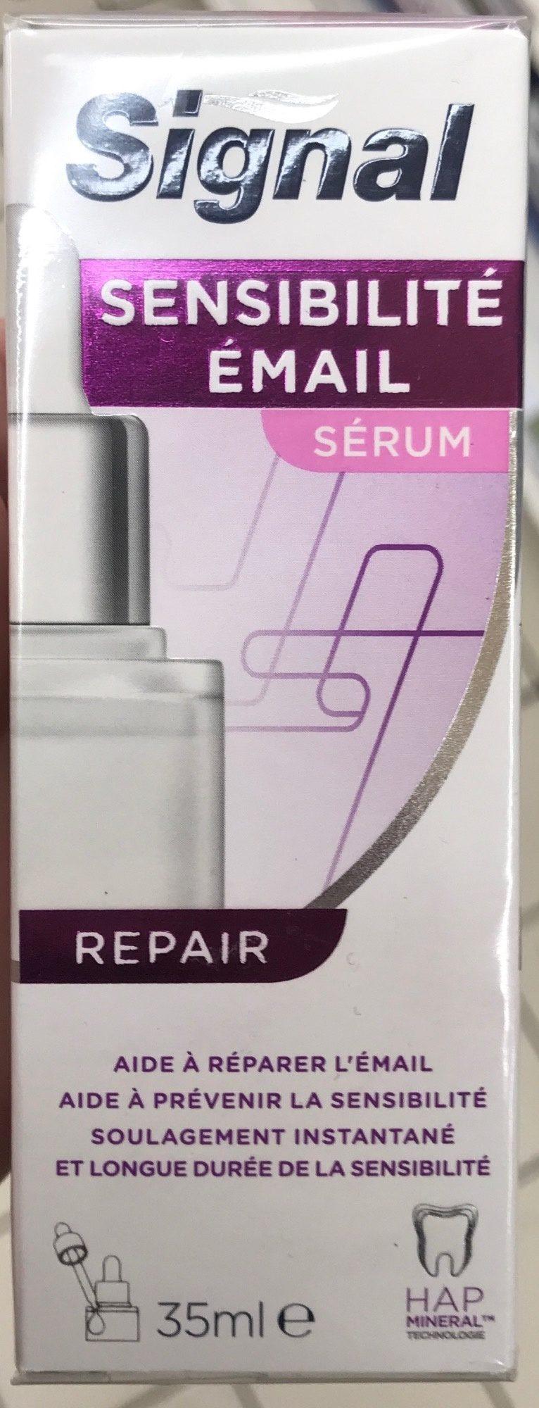 Sérum Sensibilité Email Repair - Product - fr