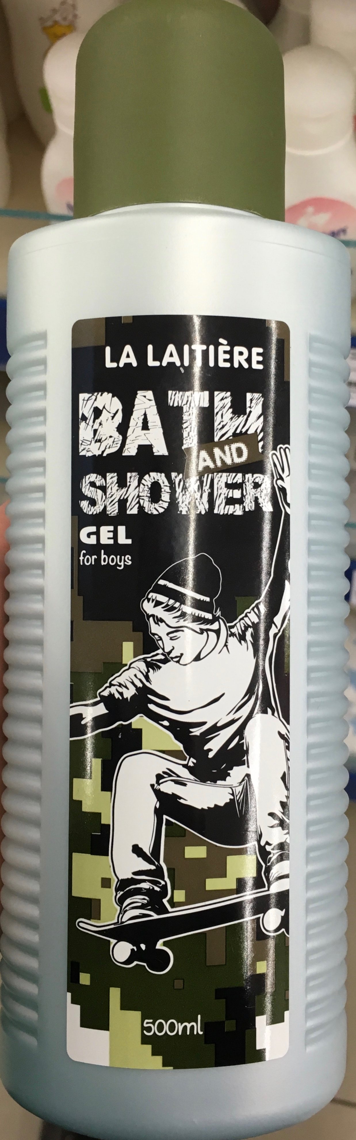 Bath and Shower Gel for boys - Produit - fr