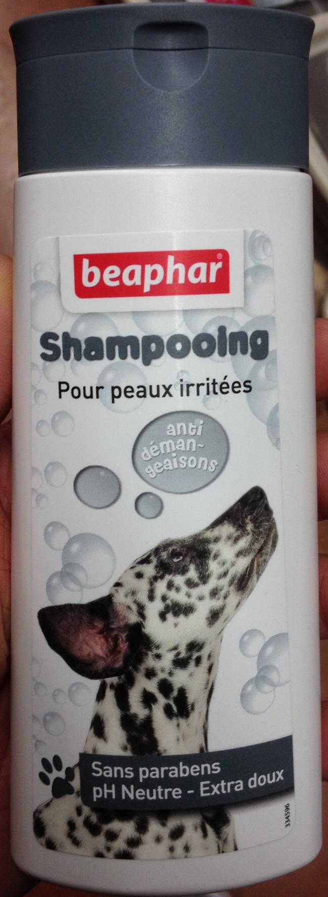 Shampooing pour peaux irritées - Produit - fr