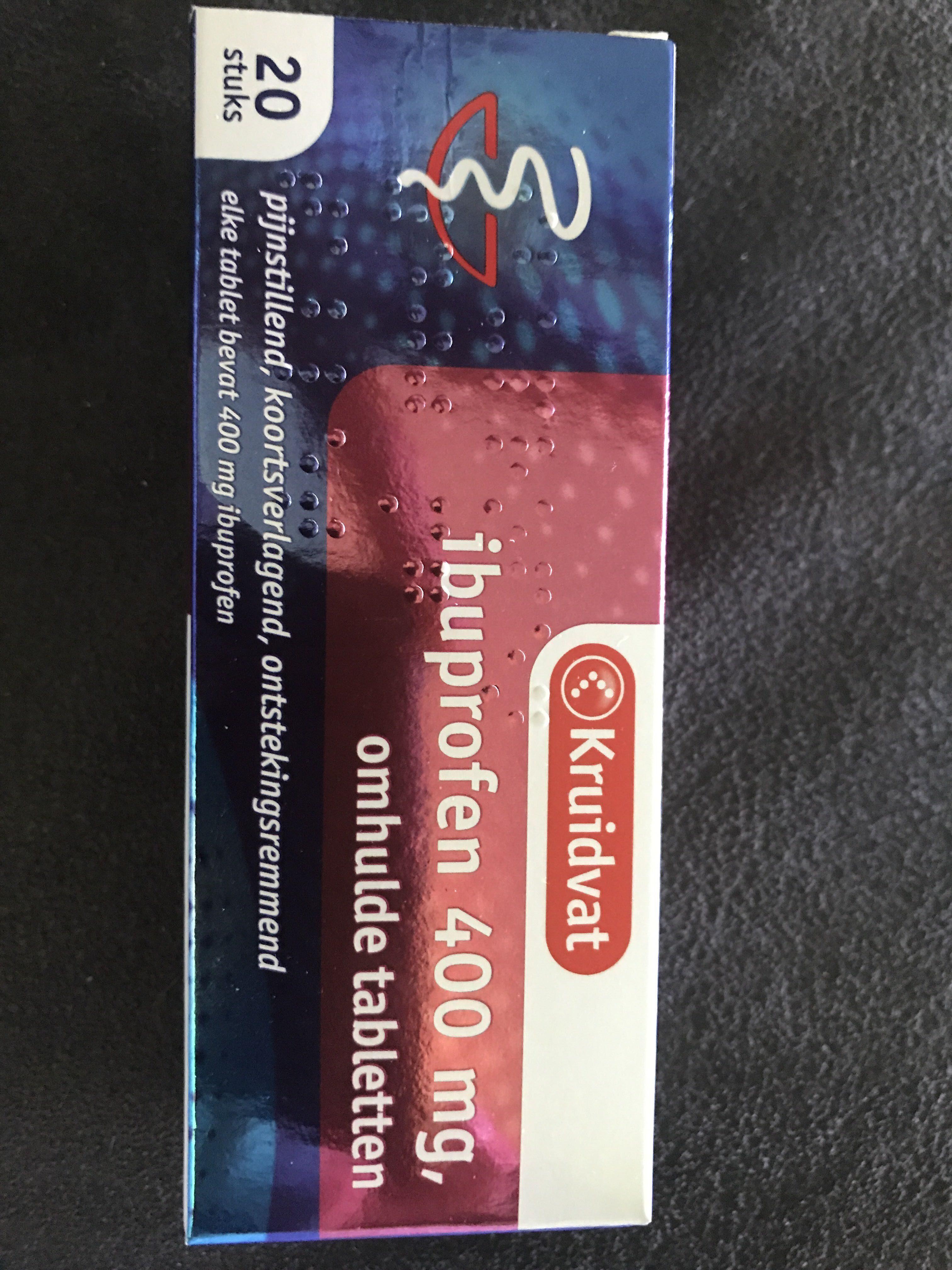 Ibuprofen 400mg - Product